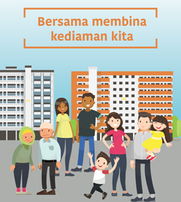 Building Our Homes, Together (Malay)