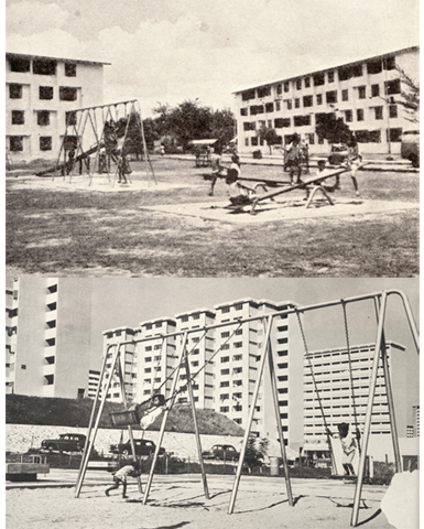 70s - 80s: Functional Play Equipment