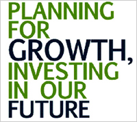 Planning for Growth, Investing in Our Future