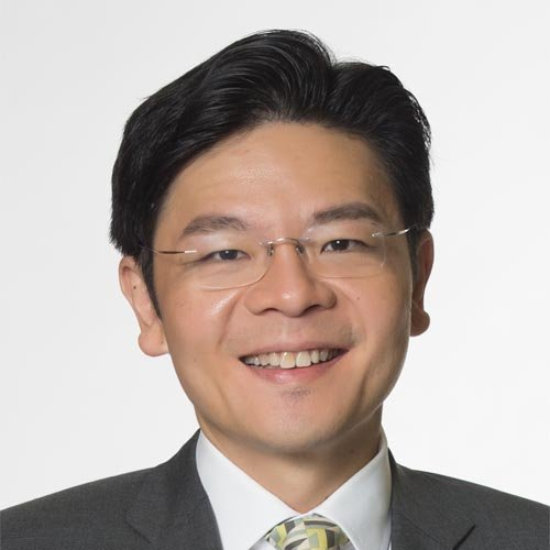Mr Lawrence Wong