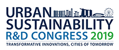Urban Sustainability R&D Congress 2019